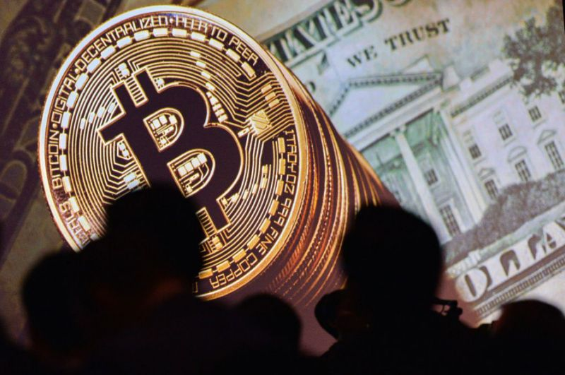 Bitcoin, Ether  in bear market territory  after declines
